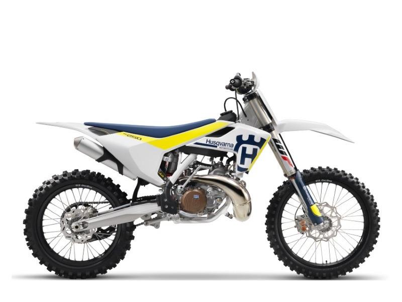2017 Husqvarna TC 250