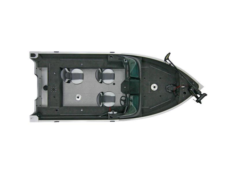 2017 Alumacraft Voyager 175 Sport