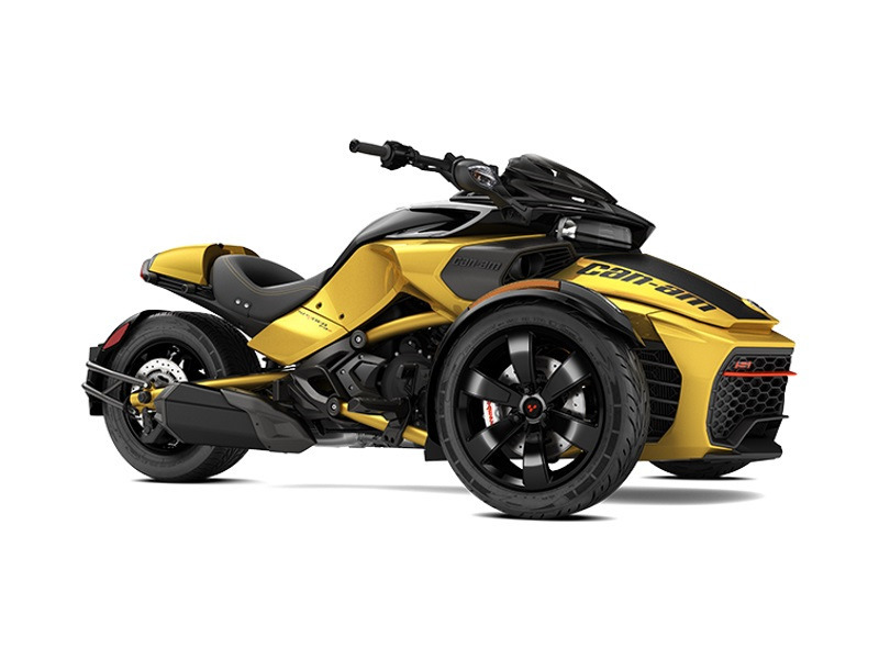 2017 Can-Am Spyder F3-S Daytona 500 6-Speed Manual (SM6)