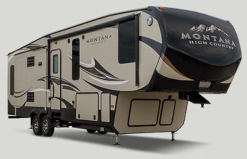 2017 Keystone Rv Montana High Country 370BR
