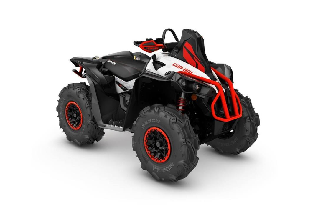2017 Can-Am RENEGADE XMR 570