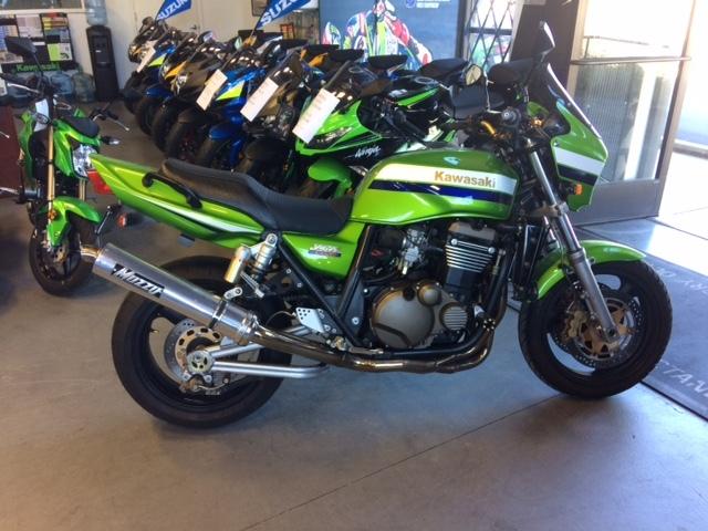 2005 Kawasaki ZRX1200