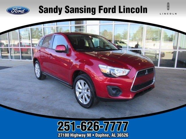 Sandy Sansing Ford >> Mitsubishi Alabama Cars for sale