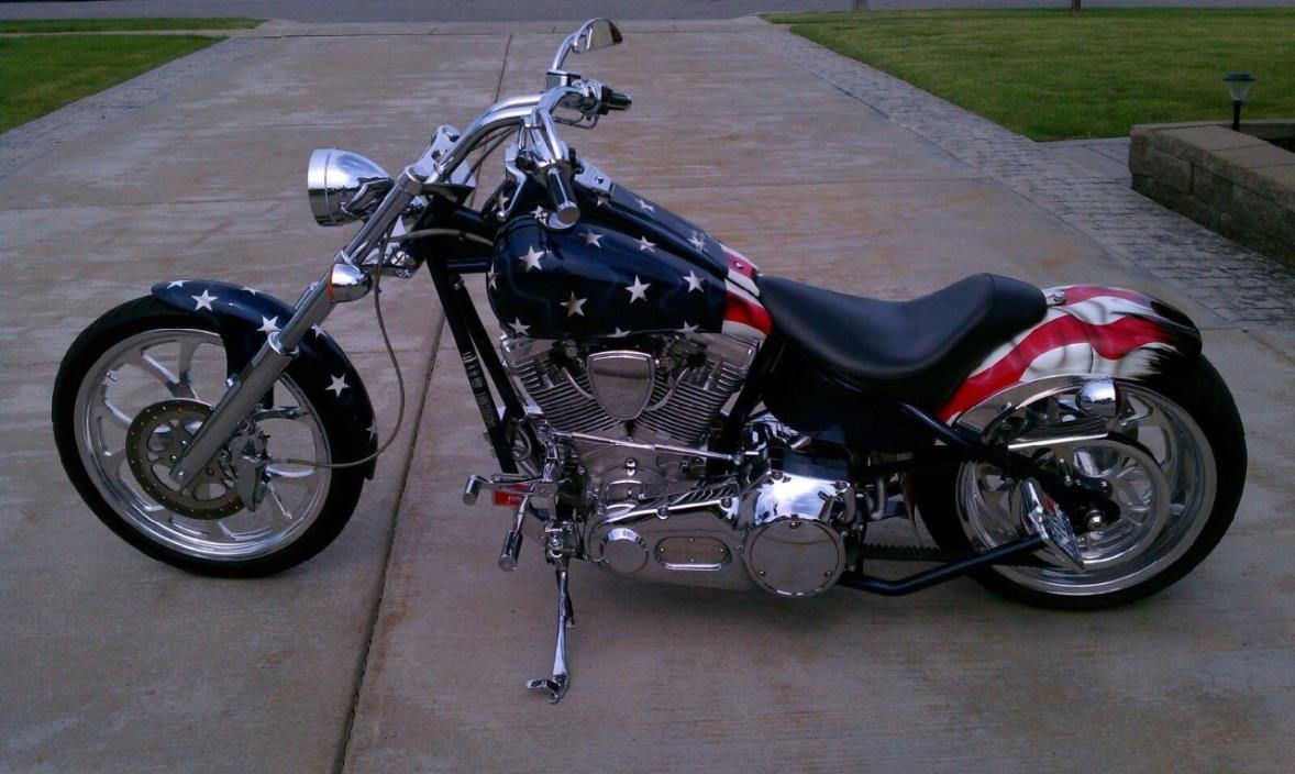 2002 Big Dog Motorcycles PITBULL EFI