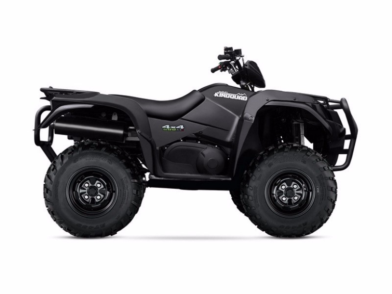 2017 Suzuki KINGQUAD 500AXI POWER STEERING SPECIAL EDITION WITH RUG