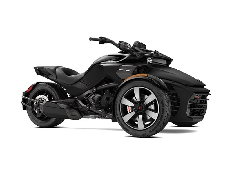 2017 Can-Am Spyder F3-S 6-Speed Manual (SM6)
