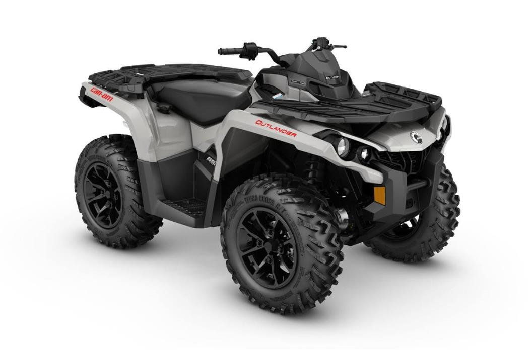 2017 Can-Am OUTLANDER 650 DPS