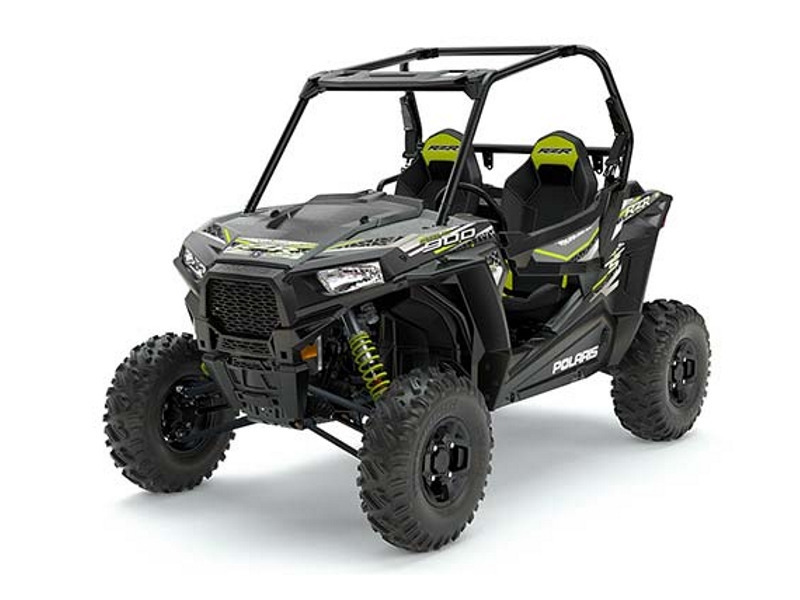 2017 Polaris RZR S 900 EPS Titanium Metallic
