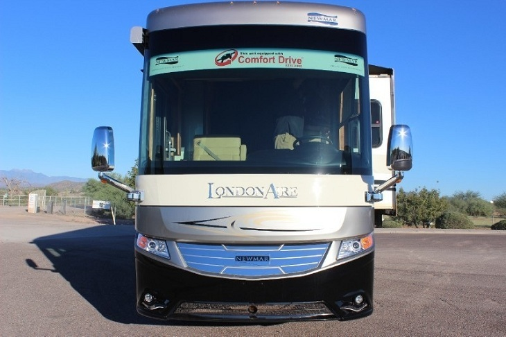 2015 Newmar LONDON AIRE 4553