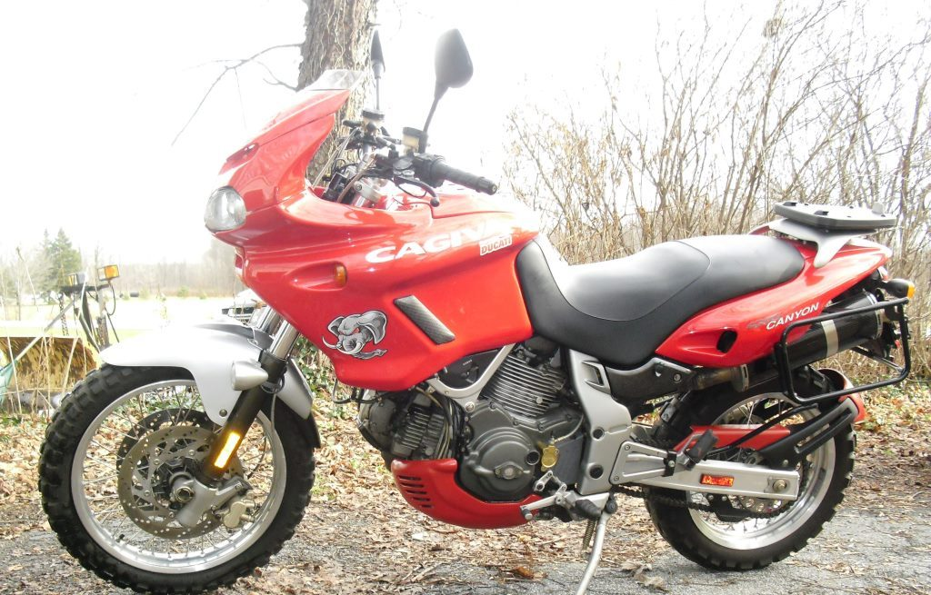 cagiva gran canyon 900 motorcycles for sale rh smartcycleguide com