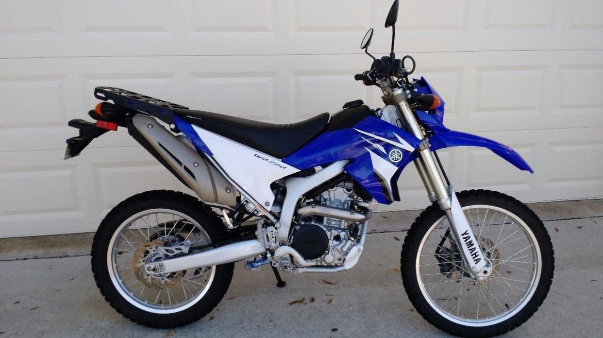 Yamaha wr250r motorcycles for sale in florida for Yamaha wr250r for sale