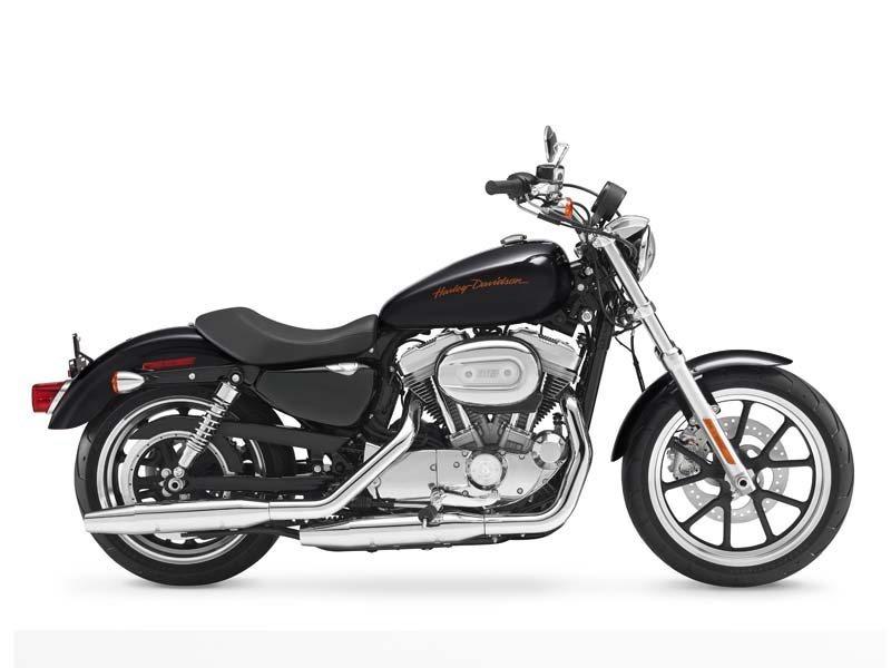 2014 Harley-Davidson Sportster SuperLow