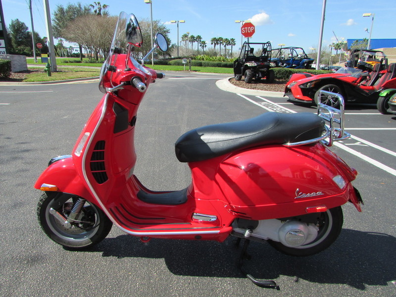 vespa gts 250 motorcycles for sale in florida. Black Bedroom Furniture Sets. Home Design Ideas