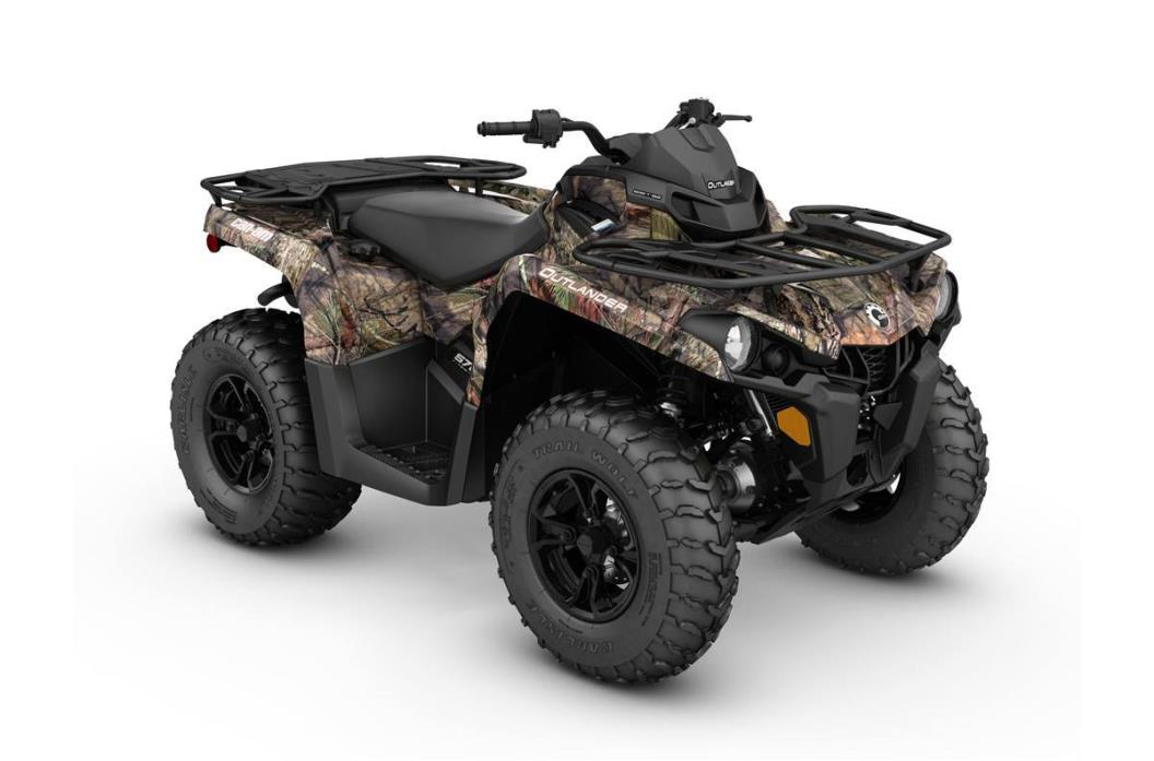 2017 Can-Am Outlander DPS 570 - Break-Up Countr