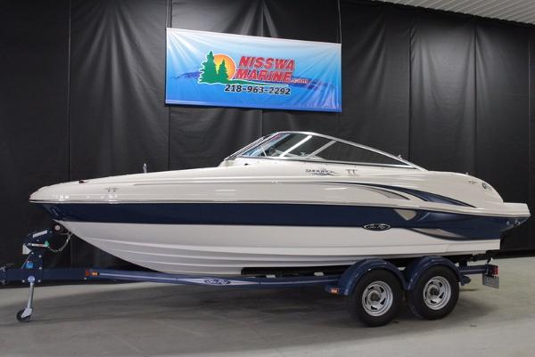 2003 Sea Ray SunDeck 200