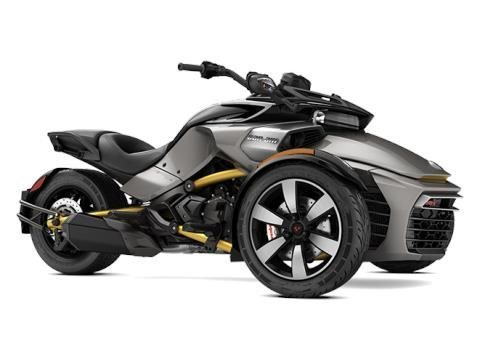 2017 Can-Am Spyder F3-S SM6