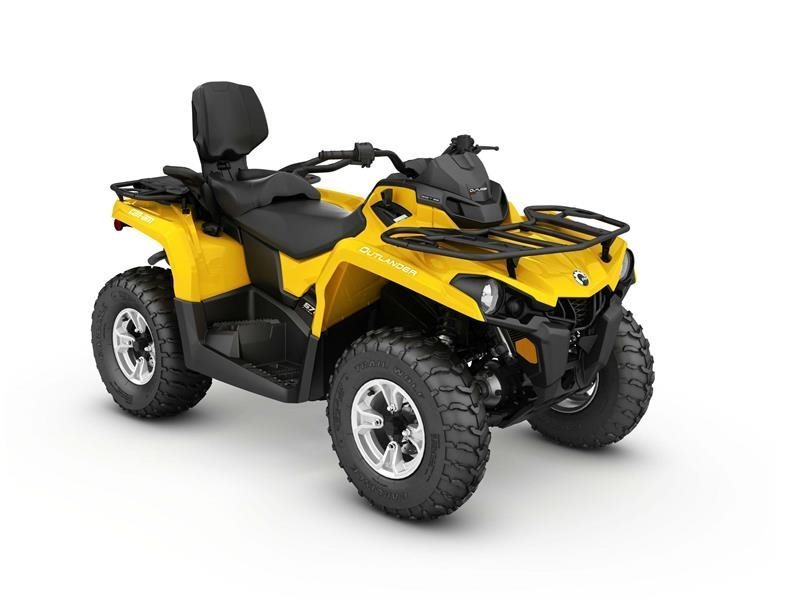 2017 Can-Am Outlander MAX DPS 570