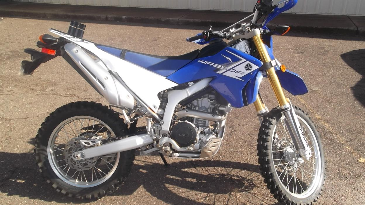 Yamaha wr250r motorcycles for sale in minnesota for Yamaha wr250r horsepower