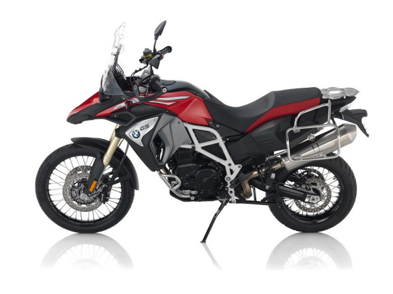 2017 BMW F 800 GS Adventure Premium Racing Red Matte