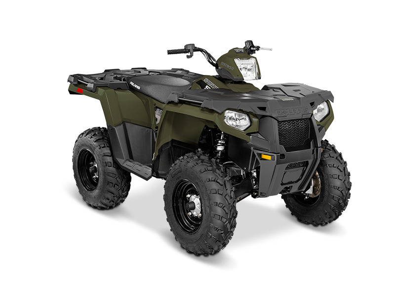 2016 Polaris Sportsman 570 EPS Sage Green
