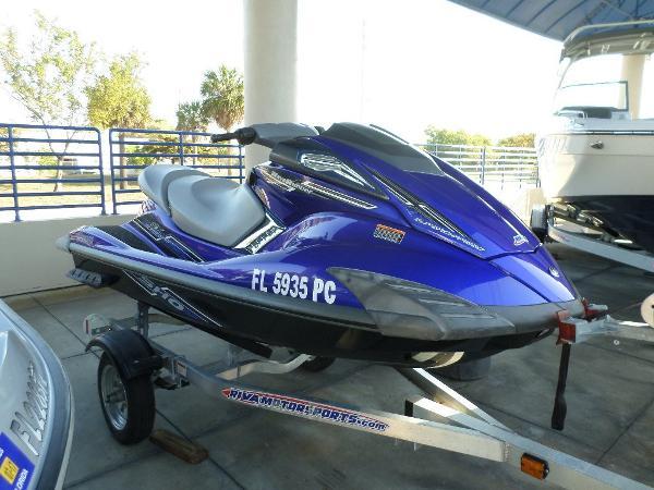 2009 Yamaha FX SHO
