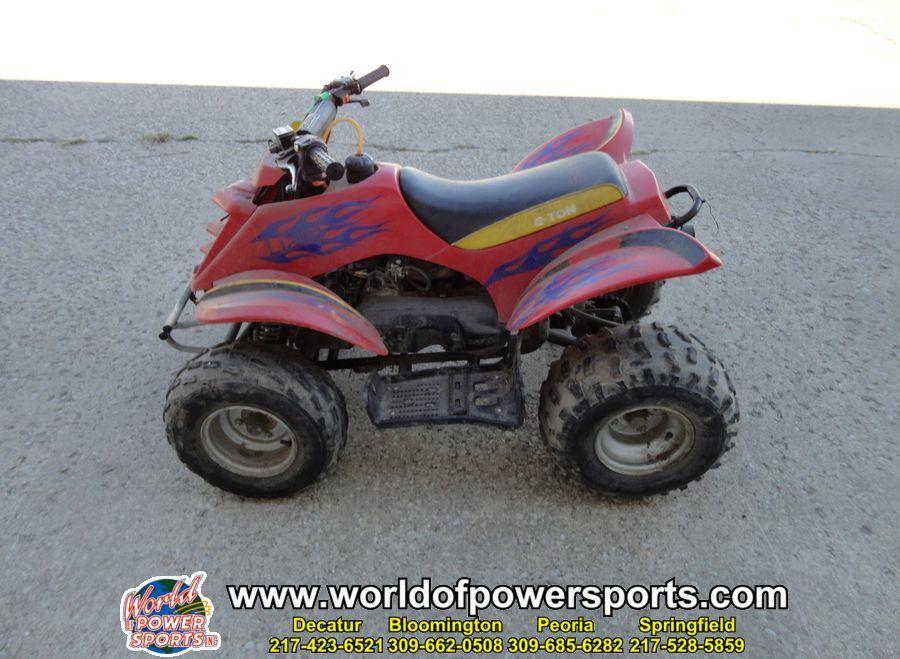 2005 E-Ton VIPER 90