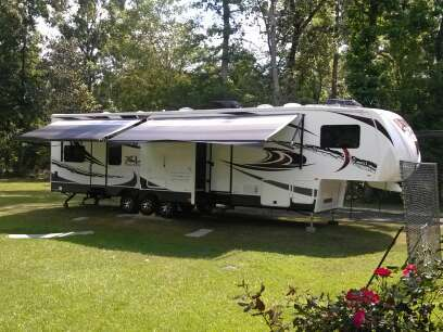 Hookup Rv On River Water Forest City