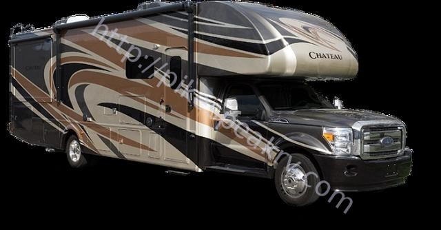 2017 Thor Motor Coach CHATEAU SC 35SF