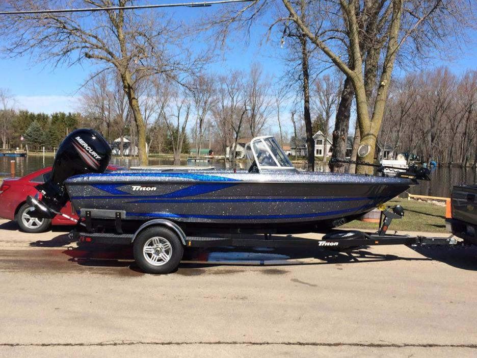 2016 Triton 186 Fishunter