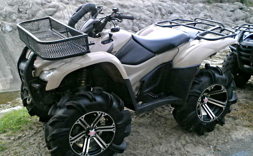 Honda Rancher 420 4x4 motorcycles for sale