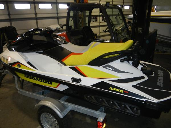2015 Sea Doo Wake 155