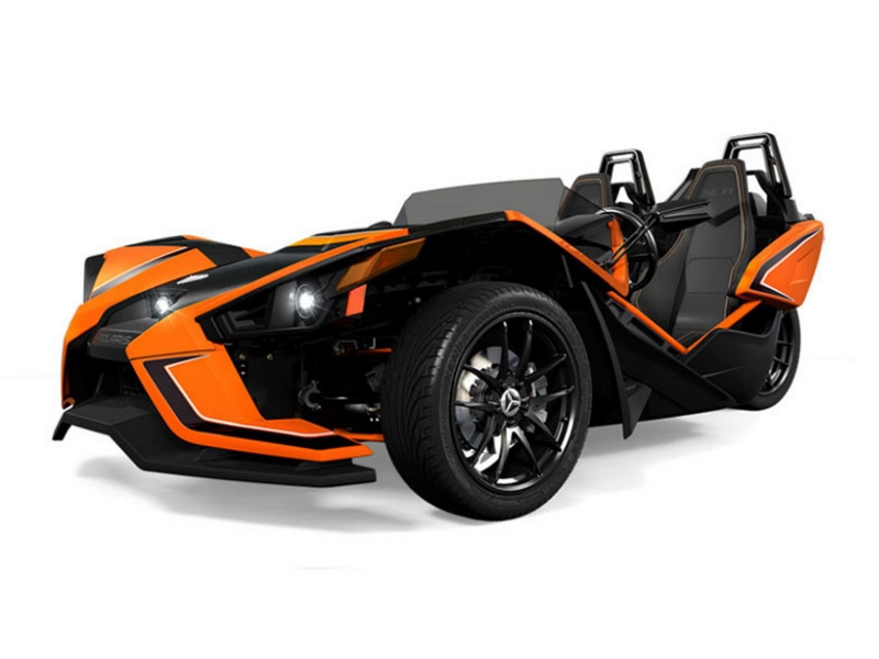 2017 Polaris Slingshot SLR Orange Madness