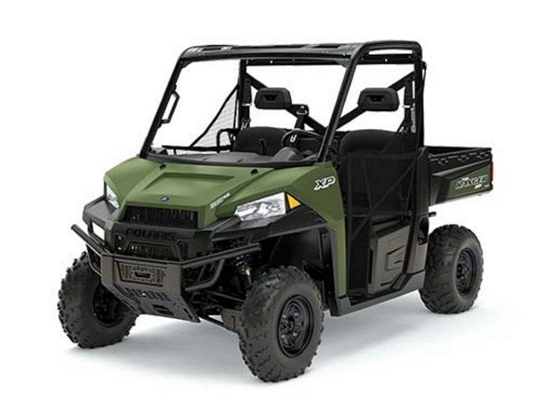 2017 Polaris RANGER XP 900 EPS Sage Green