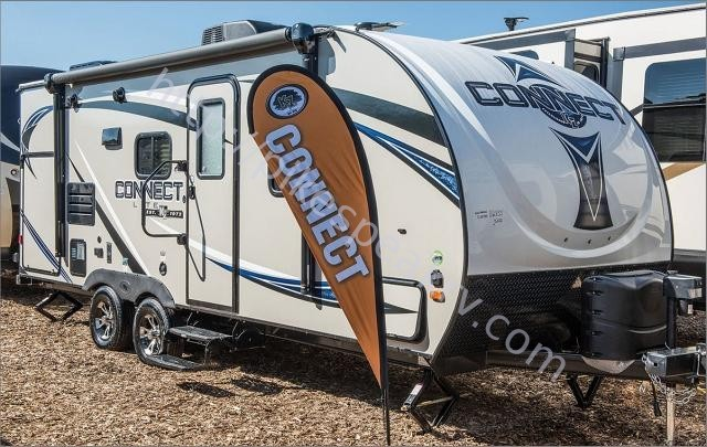2017 Kz Rv CONNECT LITE C211RBK