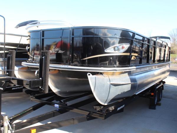 2017 Encore Bentley 223 Elite Lounger - 140hp