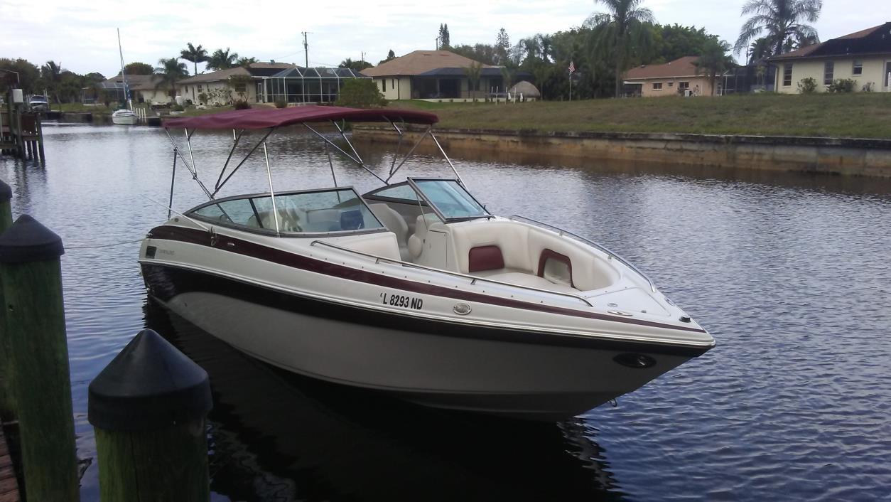 2005 Crownline 270