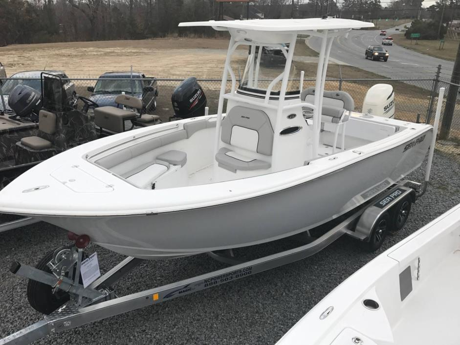 Tidewater Boats For Sale >> Sea Pro 219 boats for sale
