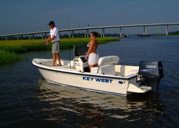 2008 Key West 1720 CC
