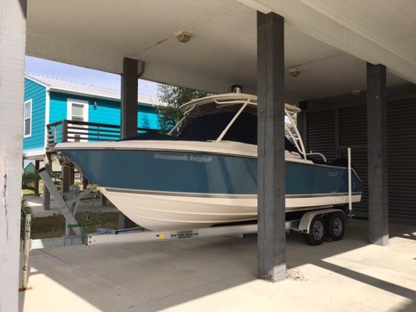 2014 Pursuit 265 DC