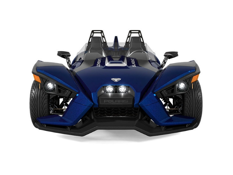 2017 Polaris Slingshot SL Navy Blue