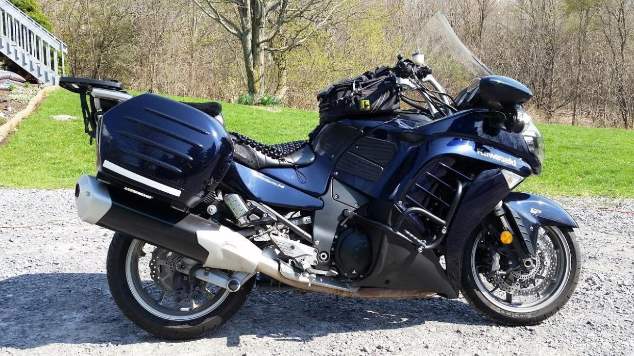 Kawasaki Concours C14 Vehicles For Sale
