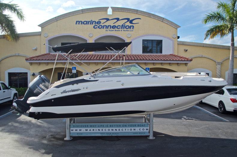 2007 Hurricane SUNDECK SD 2400 OB