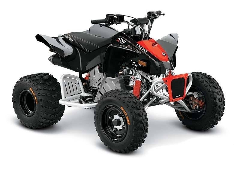 2017 Can-Am DS 90 X