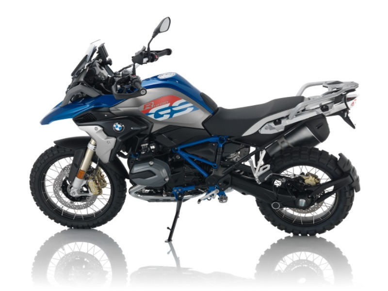 2017 BMW R 1200 GS Rally