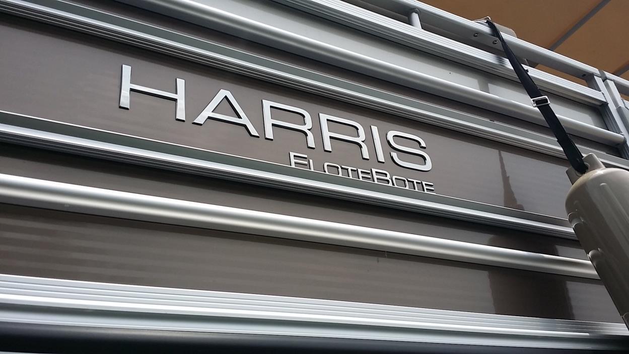 2014 Harris Solstice
