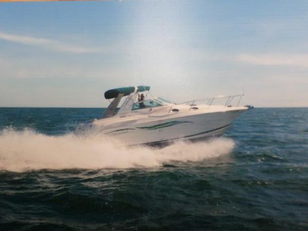 2002 Monterey 302 Cruiser