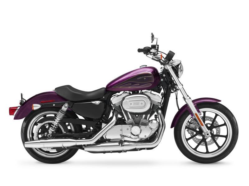 2017 Harley-Davidson XL883L - SuperLow