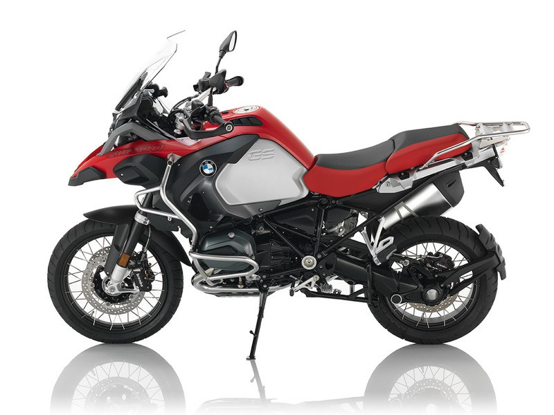 2017 BMW R 1200 GS Adventure Premium Racing Red Matte