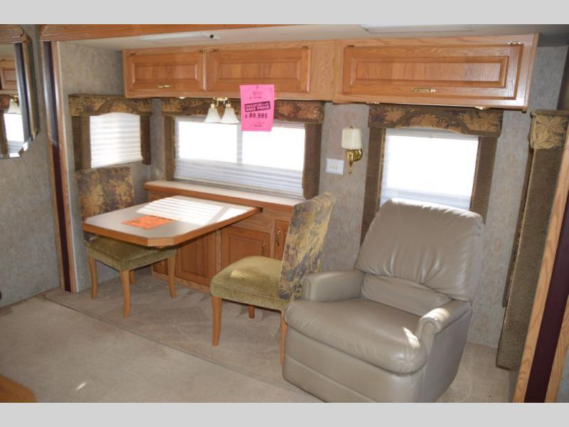 2005 Holiday Rambler Neptune 36PDQ