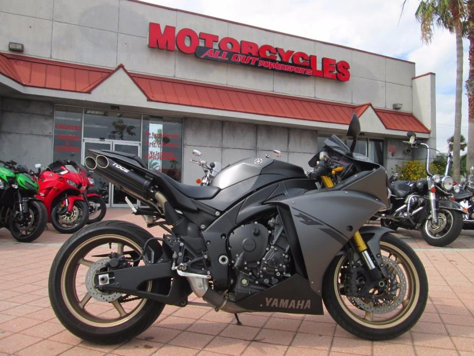 Yamaha yzf r1 motorcycles for sale in daytona beach florida for Yamaha motorcycle for sale florida